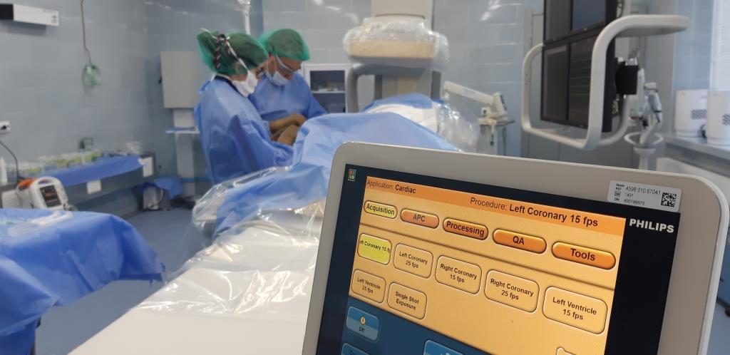 Відділення інтервенційної радіології