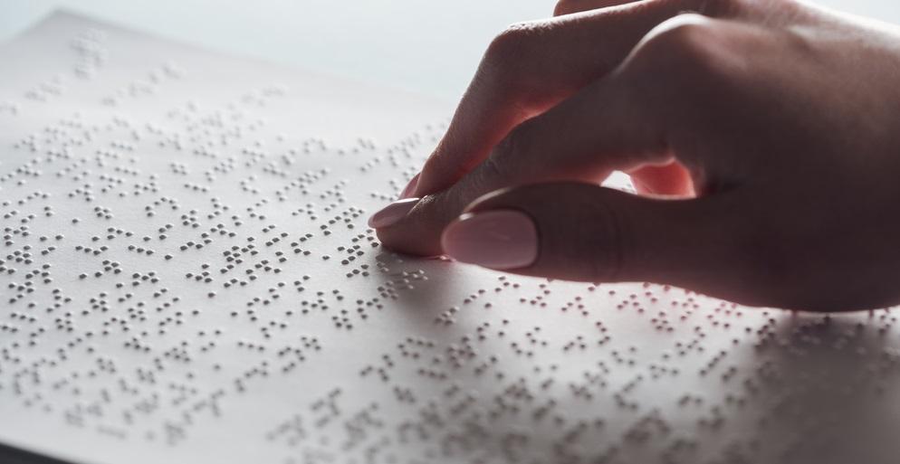 Сьогодні вперше відзначають Всесвітній день азбуки Брайля